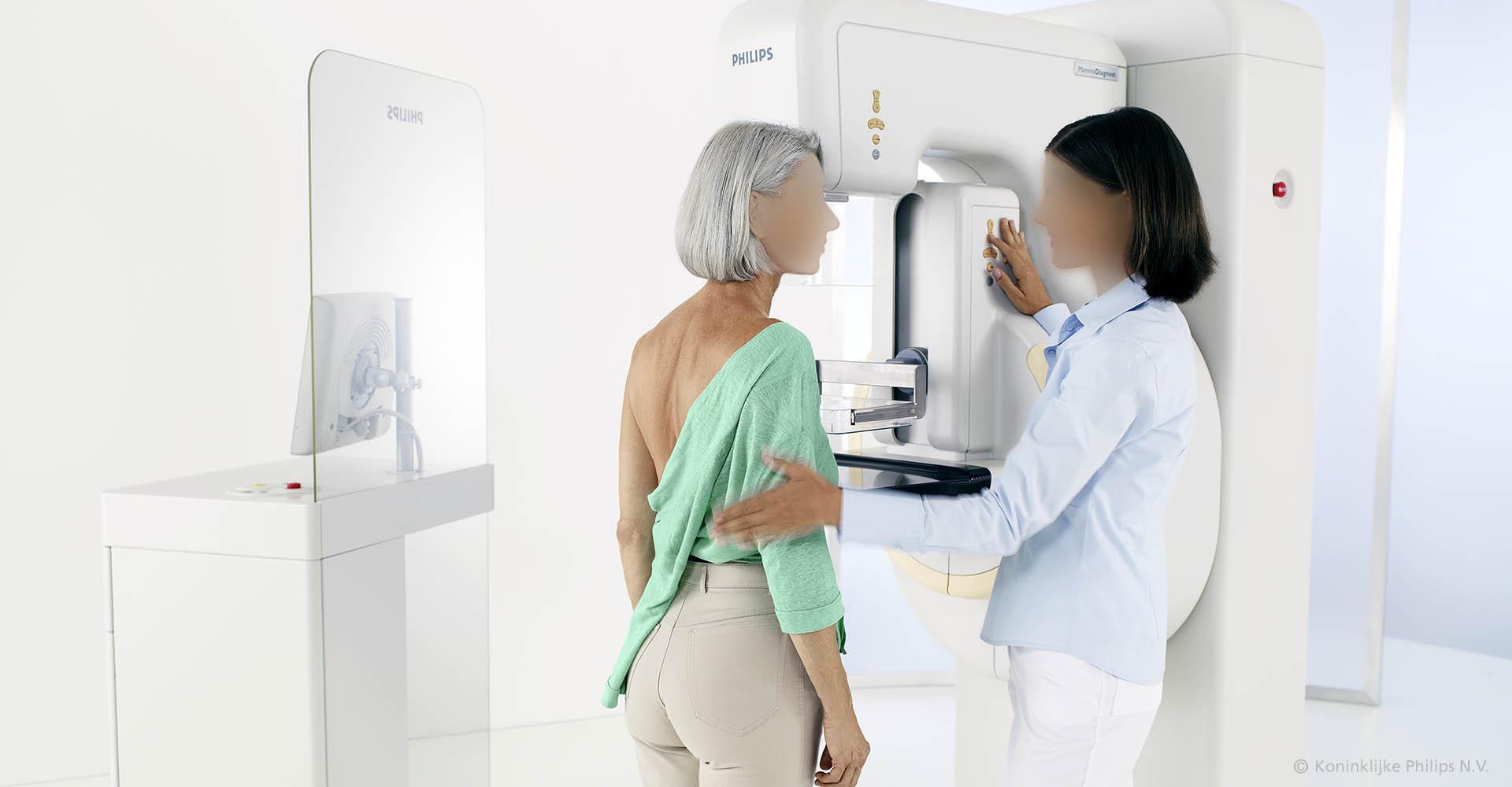 Philips Mammo Diagnost DR