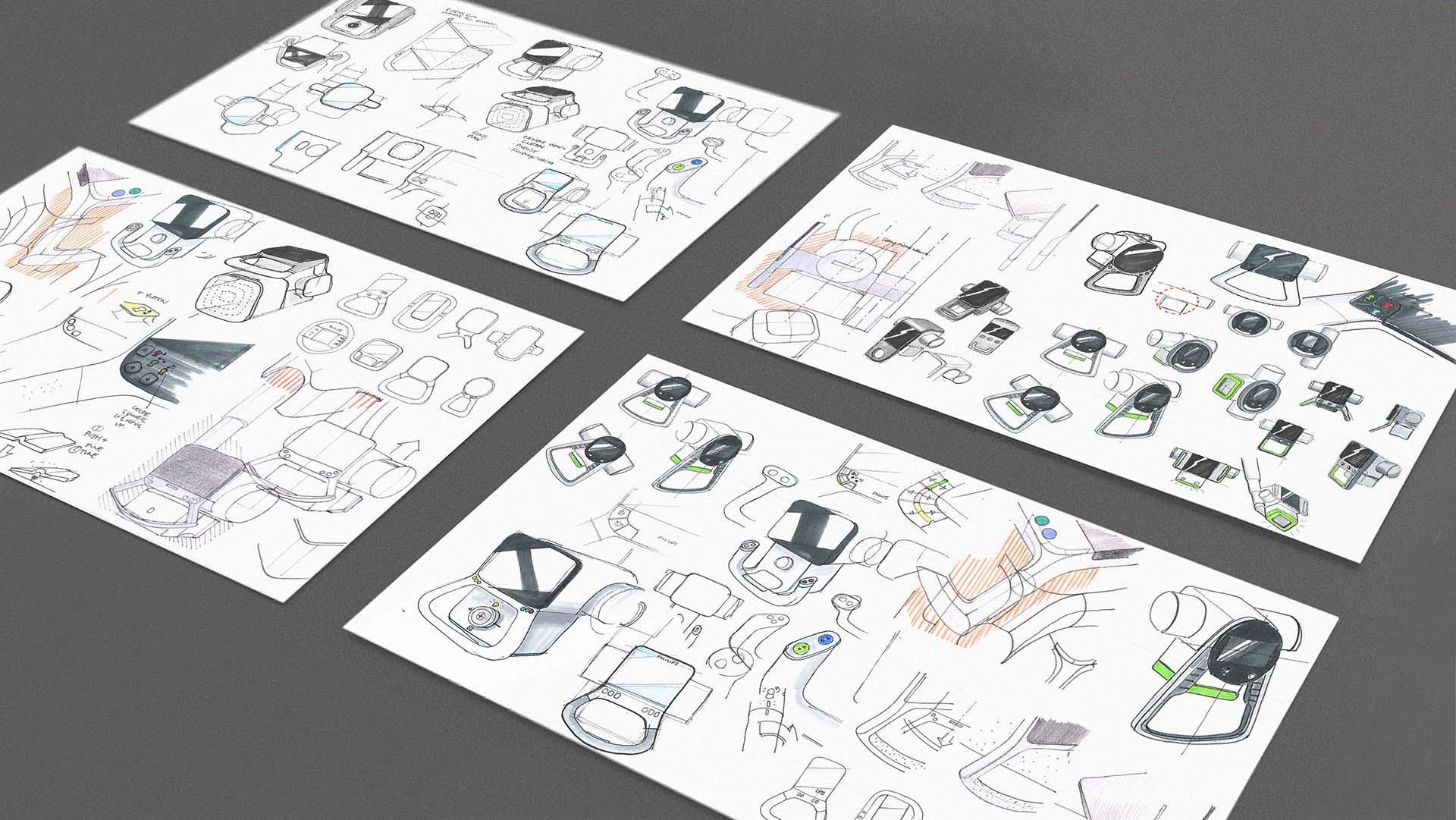 tubehead sketches